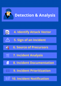 Cyber Incident Detection and Analysis